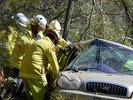 Motorists delay emergency crews rushing to serious crash