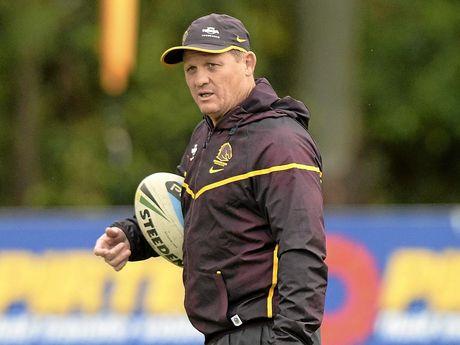 Queensland Maroon Coach Kevin Walters