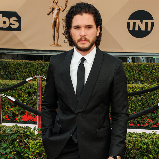Game of Thrones actor Kit Harington.