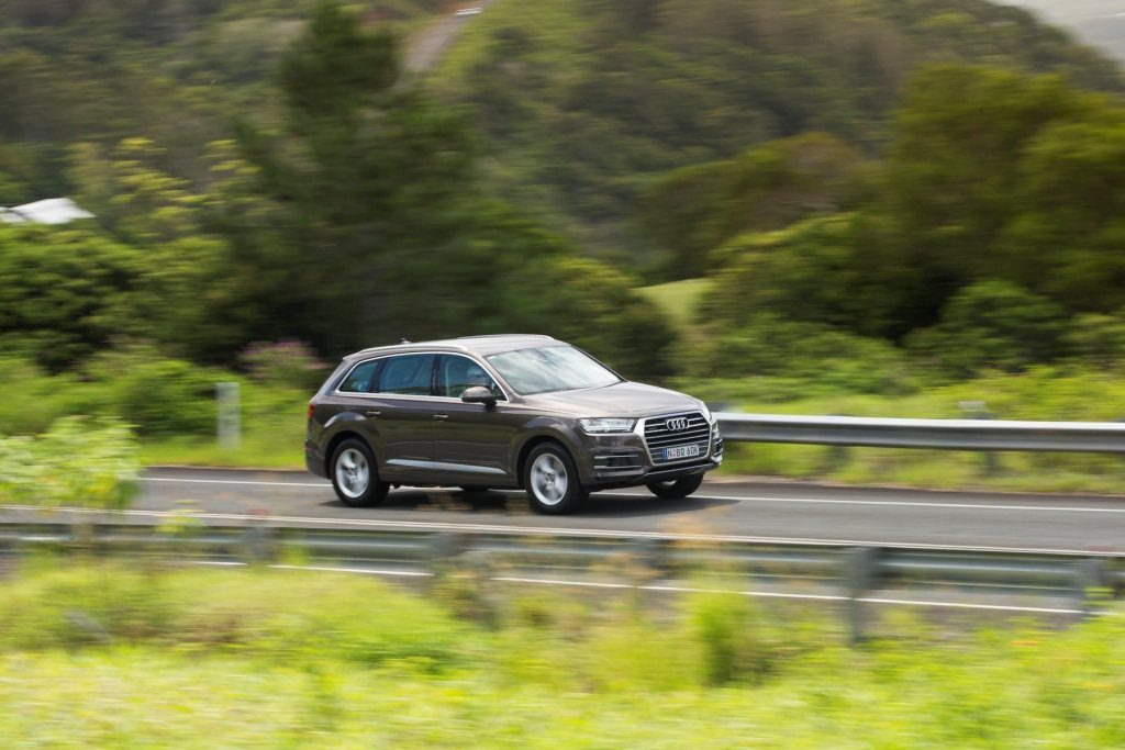 MODERN TWIST: The Q7 3.0TDI quattro offers the comfort, efficiency and technological innovation that makes it the ideal family accessory.