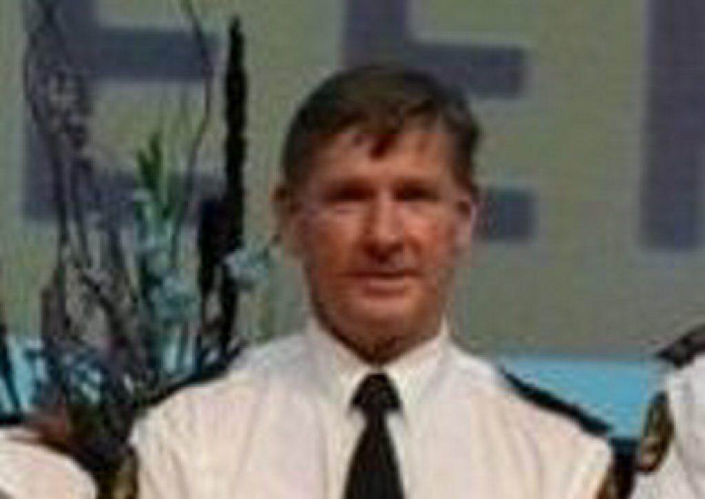 North Coast Region SES regional manager Merrick Ilett.