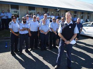 Woodford Prison guards walk off the job
