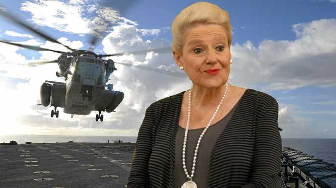 Former Speaker Bronwyn Bishop may have had a rough ride over her career-ending $5000 helicopter ride to a Liberal Party fundraiser last year, but the her $234,000-a-year parliamentary pension should help ease the pain.