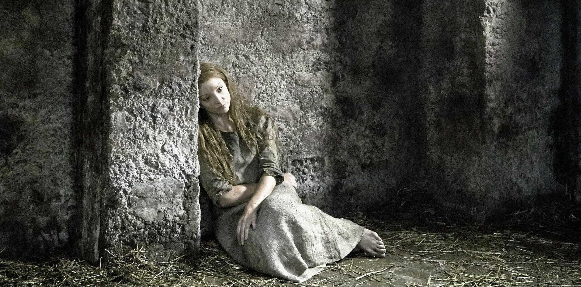 Natalie Dormer in a scene from season six episode four of Game of Thrones.