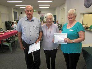 Volunteers thanked during special week