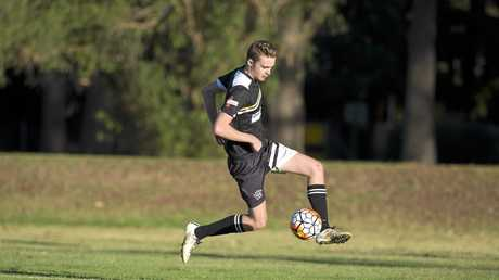 The West Wanderers will take on Rockville at Captain Cook Reserve.