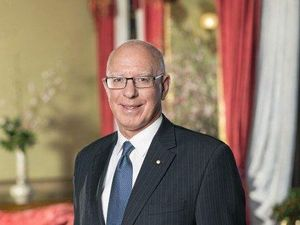 NSW Governor will bring treasure to Casino Public School