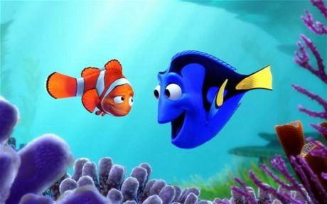Nemo and Dory source Disney