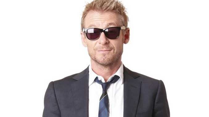 Richard Roxburgh stars in the TV series Rake.