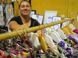 Mum sews gap in market, creating affordable options