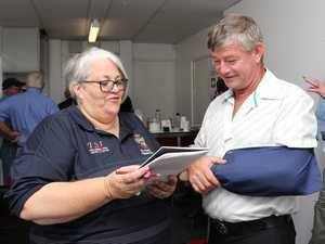 Full-time help for region's veterans