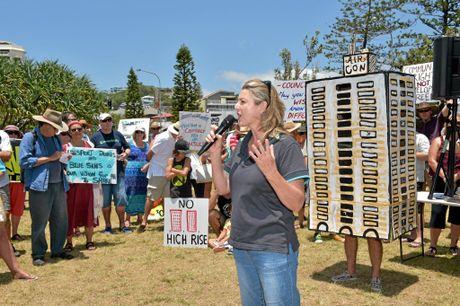 Sunshine Coast Environment Council liaison officer Narelle McCarthy.