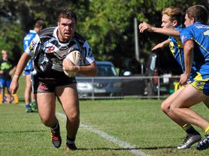 RUGBY LEAGUE: Three wins on the trot for Magpies Under-18s