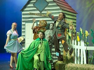 Students groove up classic tale in musical The Wiz