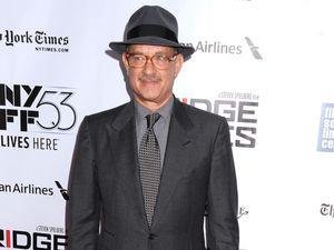 Tom Hanks doesn't feel 60