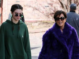 Kendall Jenner turns to Kris for advice