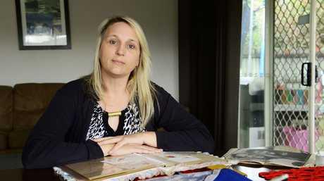 Annette's sister, Linda Mason