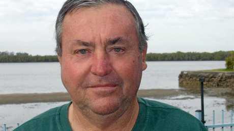 Ballina councillor Ken Johnston.