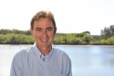 Ballina councillor Keith Williams