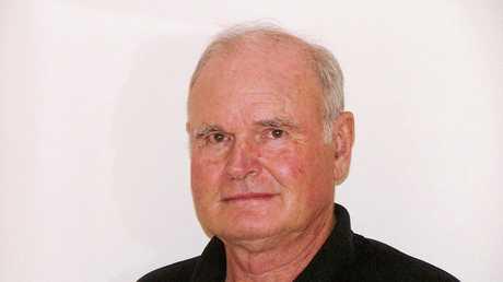 Ballina councillor Keith Johnson