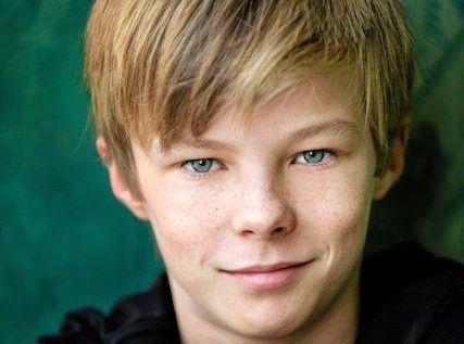 Alstonville teenager Nicholas Hamilton, 14, has been cast in the drama film Captain Fantastic alongside Hollywood actor Viggo Mortensen.  Photo Contributed
