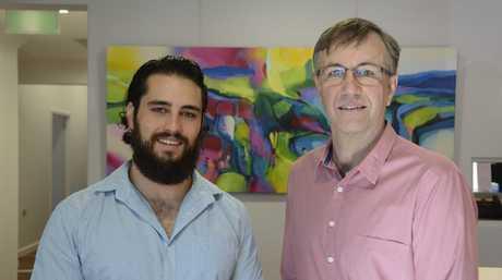Dr James McKay and Dr Steve Osborne are hosting a workshop offering tips on raising healthy children.