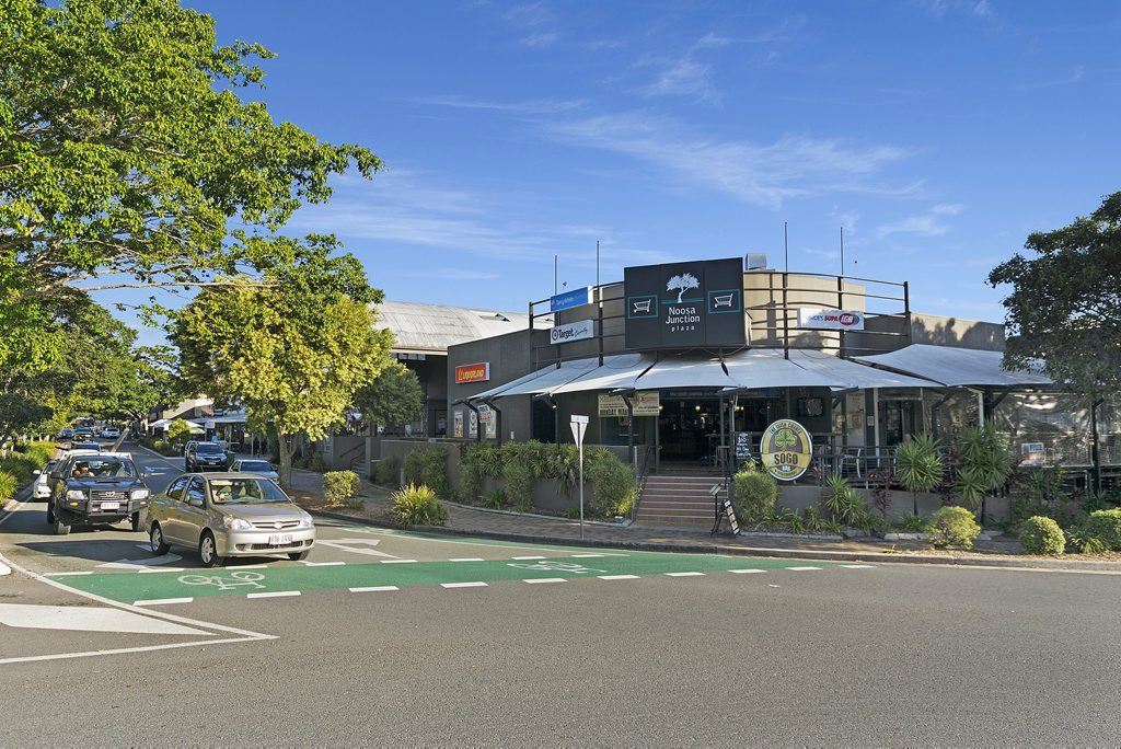 Noosa Junction Plaza.