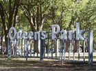 Toowoomba Regional Council has installed new signs in Queens Park, Tuesday, May 17, 2016.