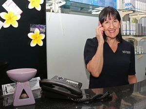 Mackay business owners loses phone connection and patience