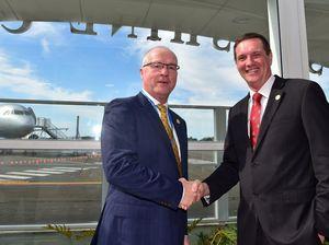 Sunshine Coast Airport development annoncement
