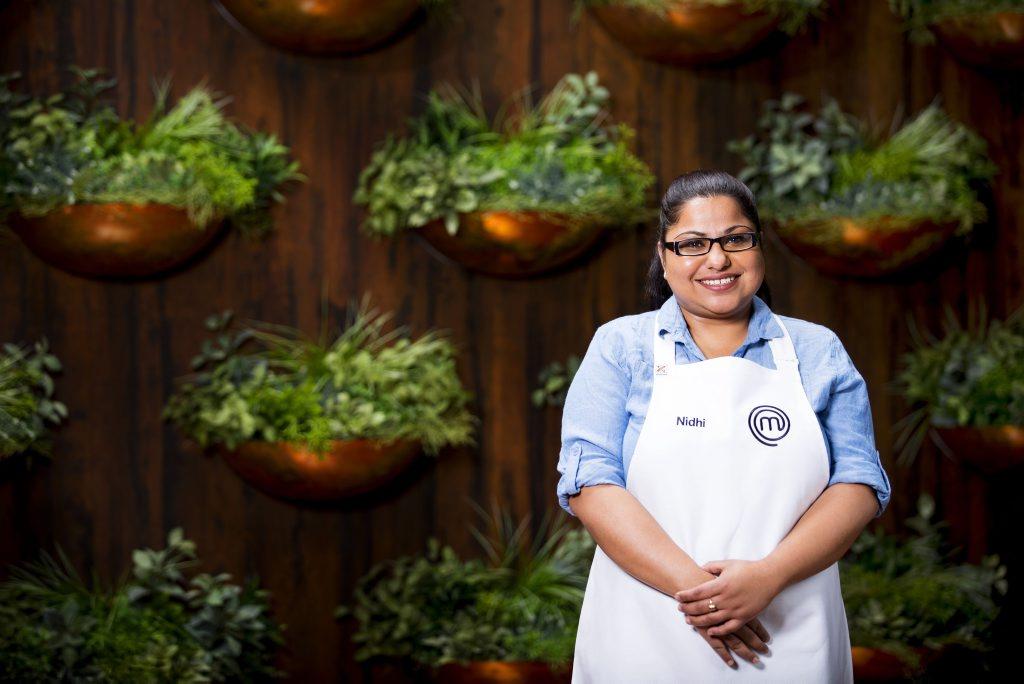 MasterChef Australia contestant Nidhi Mahajan.