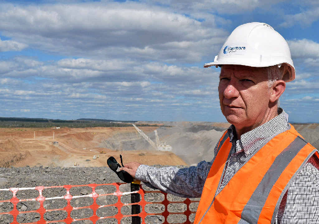 NEW DIRECTION: Queensland Resources Council chief executive Michael Roche believes a shift to junior players in the Bowen Basin may create more work for those in the mining equipment, technology and services (METS) sector.