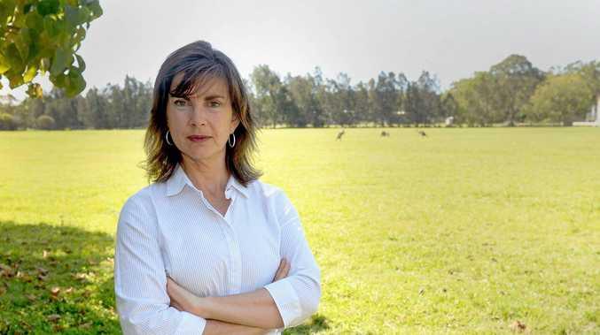 Greens candidate for Richmond Dawn Walker