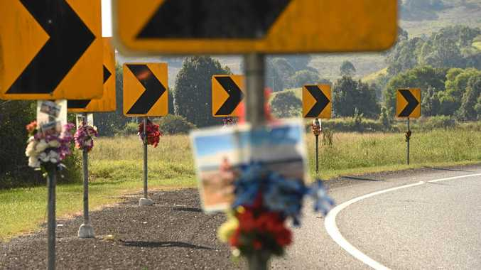 Figures have been released on the Bangalow Road showing the amount of traffic and associated accidents along the road leading to Lismore.  Photo Marc Stapelberg / The Northern Star