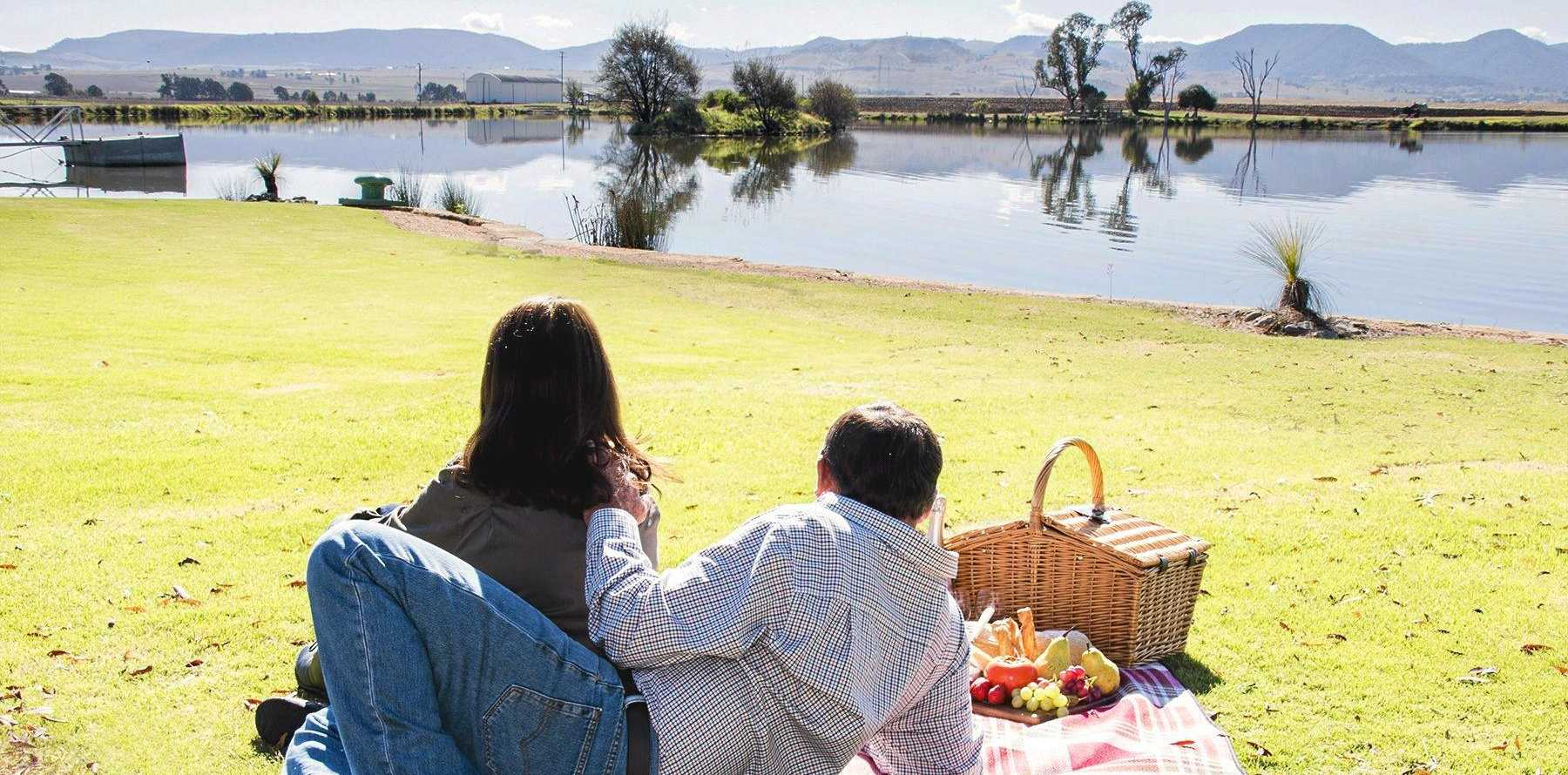 WINE AND DINE: Join the Killarney Picnic Basket Day at Melrose Station this Sunday.