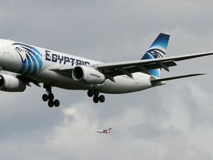 Egypt Air flight missing
