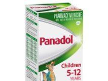 WARNING: Children's Panadol recalled