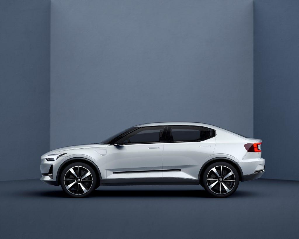 Volvo Concept 40. Photo: Contributed.
