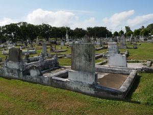 Cemetery work to be completed by December