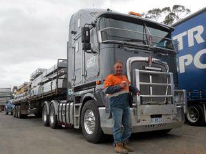 Tassie Truckin' - Jamie Brooks