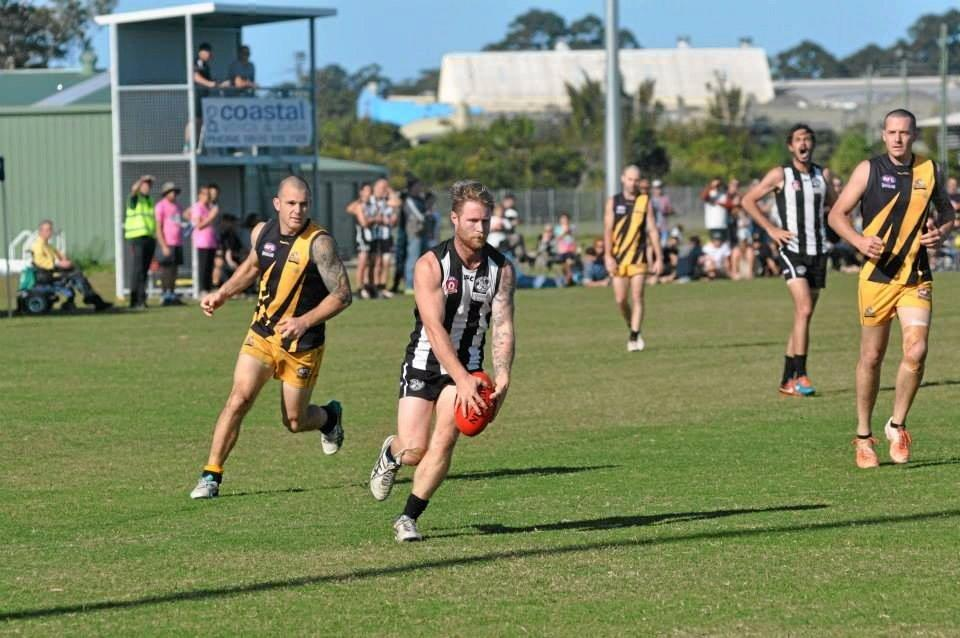 MAGPIES: The Byron Bay Magpies suffered a bitter defeat on the weekend. Photo Contributed