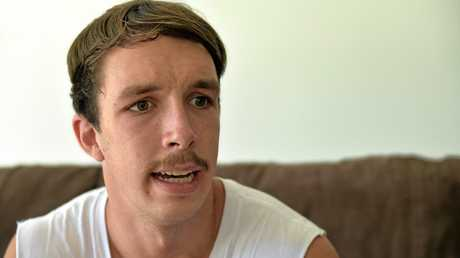 Crash victim Haydyn Cliff details his slow recovery to getting back to playing AFL.