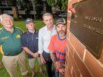 RSL sub-branch unveils new memorials