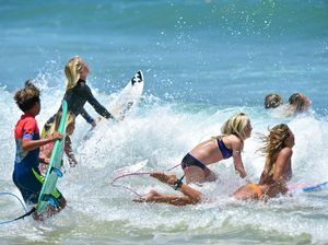 Top surfing coaches' chance to hone their skills