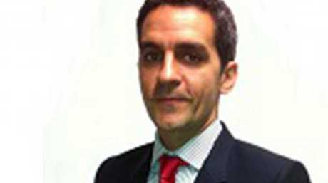 Richard Osman, 40, is believed to be one of the 56 passengers on board the flight from Paris to Cairo