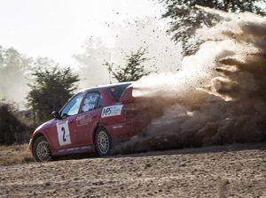 QLD rally championship rd 2