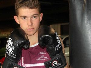 Billy Evans ready to reverse result when he steps into ring