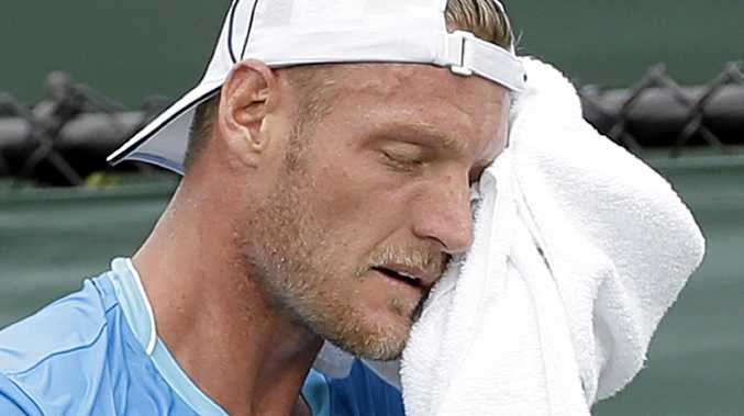 Sam Groth will face Rafael Nadal in the first round.