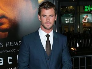Chris Hemsworth found it weird to use Aussie accent again