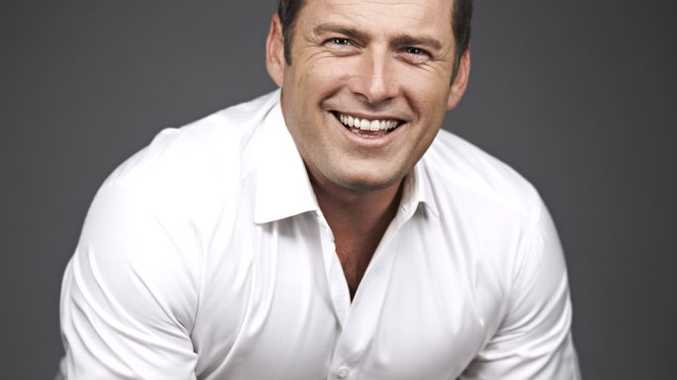 Today show co-host Karl Stefanovic. Supplied by Channel 9.